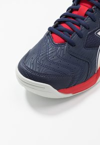 ASICS - GEL-DEDICATE 6 - Multicourt tennis shoes - peacoat/white - 5