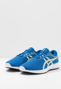 ASICS - PATRIOT 11 - Neutral running shoes - tuna blue/pure silver - 2