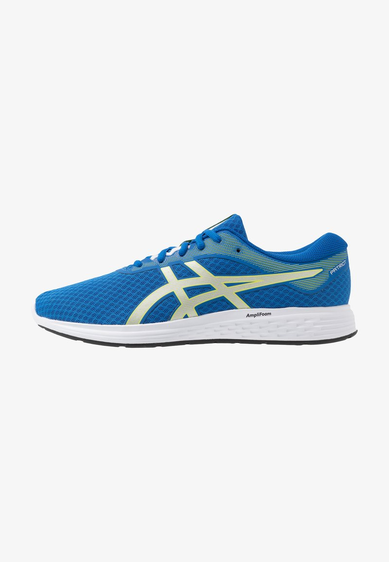 ASICS - PATRIOT 11 - Neutral running shoes - tuna blue/pure silver