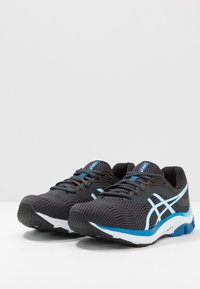 ASICS - GEL-PULSE 11 - Obuwie do biegania treningowe - graphite grey/white - 2