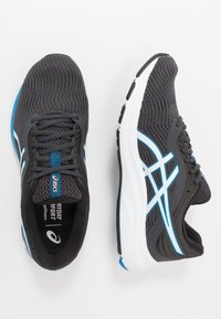 ASICS - GEL-PULSE 11 - Obuwie do biegania treningowe - graphite grey/white - 1