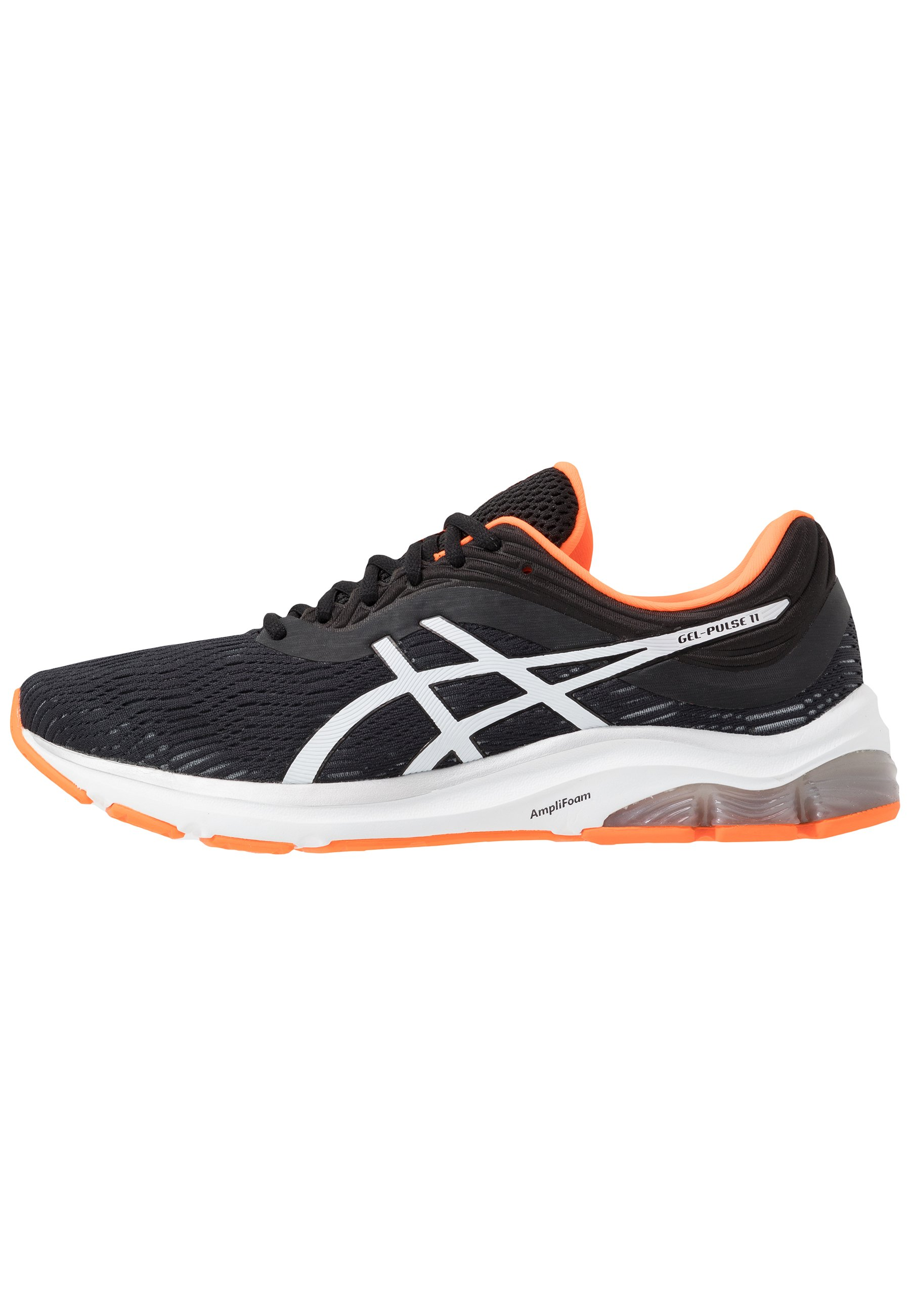 ASICS GEL-PULSE 11 - Obuwie do biegania treningowe - black/white