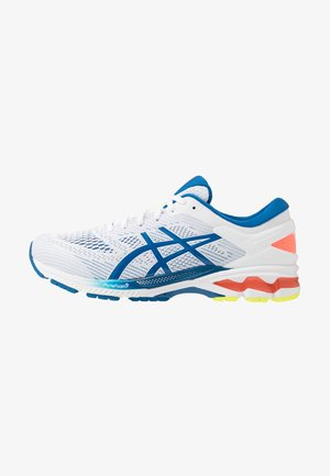 GEL-KAYANO 26 - Stabilty running shoes - white/lake drive