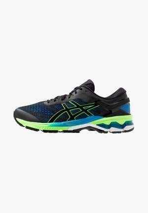 GEL-KAYANO 26 - Chaussures de running stables - black/electric blue
