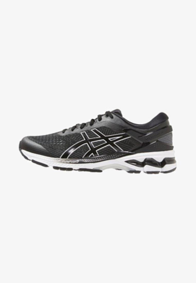ASICS - GEL-KAYANO 26 - Stabilní běžecké boty - black/white