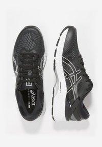 ASICS - GEL-KAYANO 26 - Stabilní běžecké boty - black/white - 1