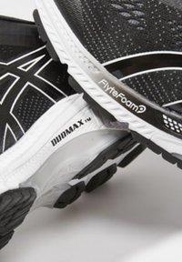 ASICS - GEL-KAYANO 26 - Stabilní běžecké boty - black/white - 5