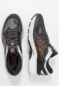ASICS - GEL-KAYANO 26 - Chaussures de running stables - black/polar shade - 1