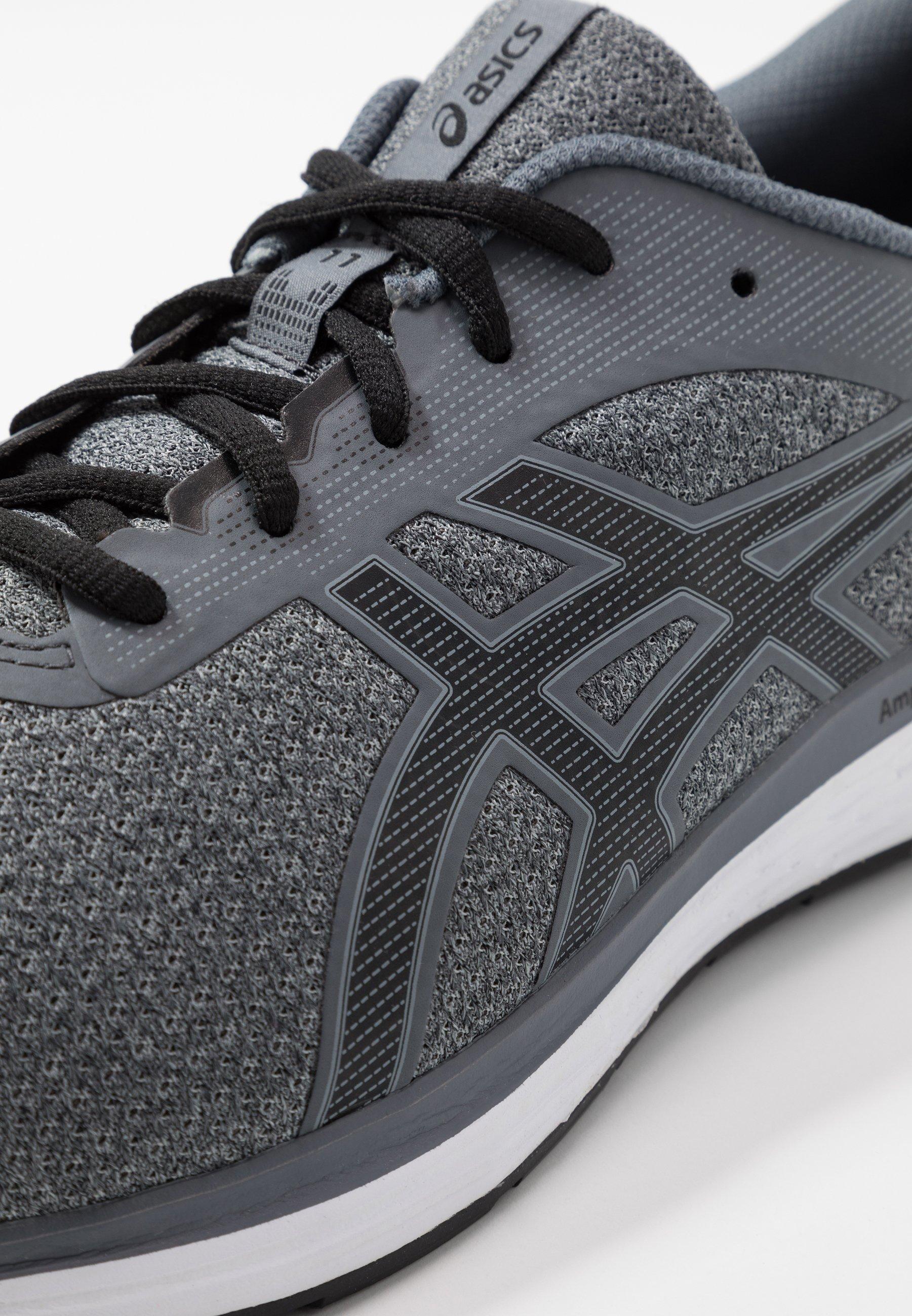 Asics Patriot 11 Twist - Neutral Running Shoes Piedmont Grey/black