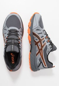 ASICS - GEL-VENTURE 7 - Trail running shoes - carrier grey/habanero - 1
