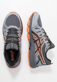 ASICS - GEL-VENTURE 7 - Zapatillas de trail running - carrier grey/habanero - 1