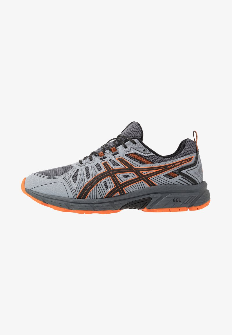 ASICS - GEL-VENTURE 7 - Trail running shoes - carrier grey/habanero