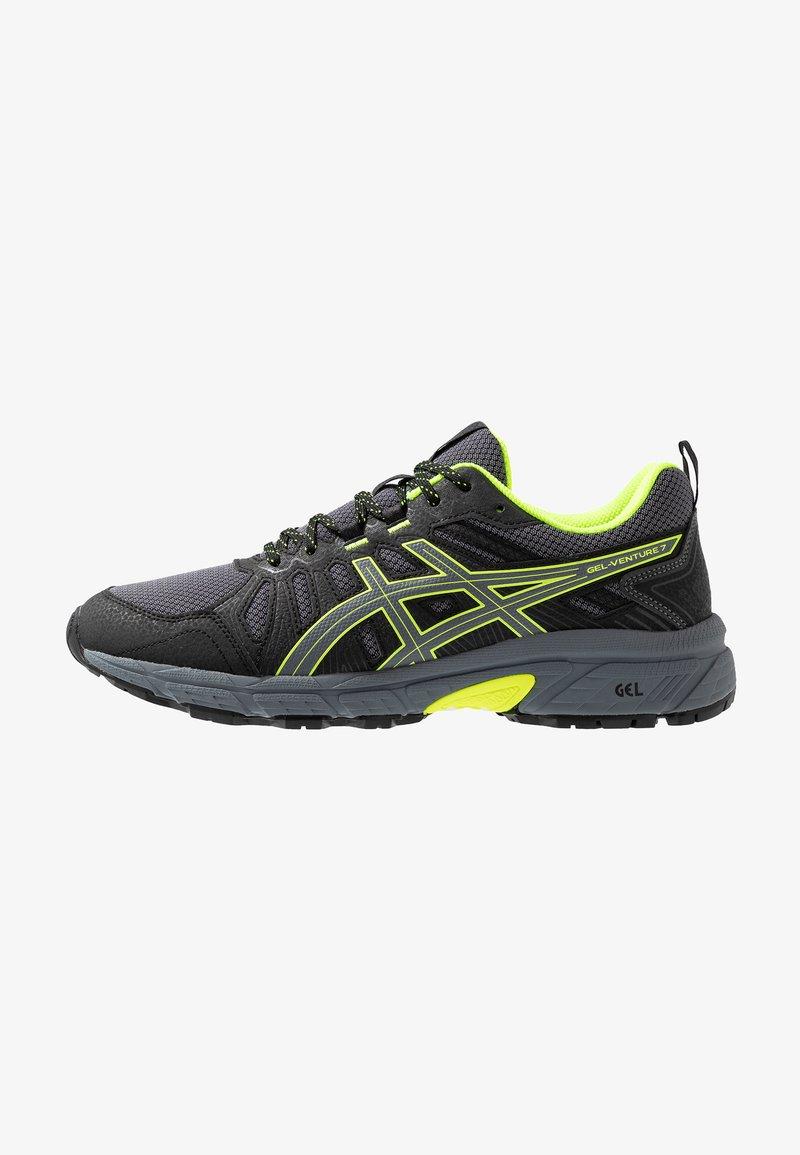 ASICS - GEL-VENTURE 7 - Chaussures de running - metropolis/safety yellow