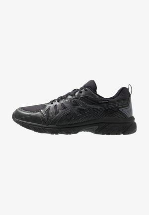 GEL-VENTURE 7 WP - Sports shoes - black/carrier grey