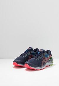ASICS - GEL-CUMULUS 21 - Neutrální běžecké boty - midnight/silver - 2