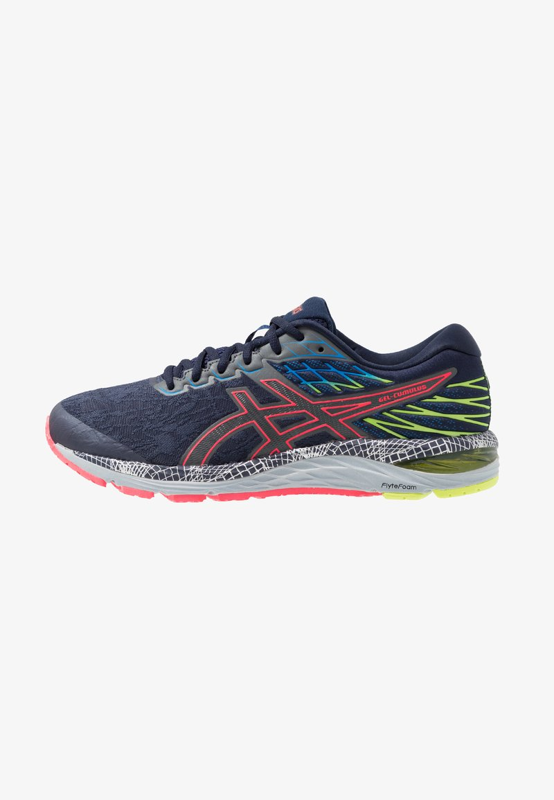 ASICS - GEL-CUMULUS 21 - Neutrální běžecké boty - midnight/silver