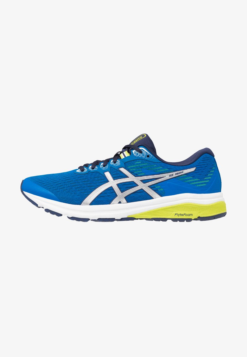ASICS - GT-1000 8 - Stabilty running shoes - electric blue/silver