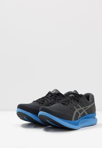 ASICS - GLIDERIDE - Neutral running shoes - black/gunmetal - 2
