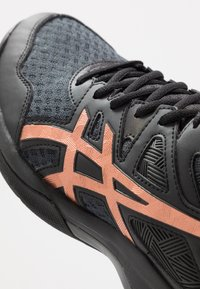 ASICS - GEL-TASK 2 MT - Handball shoes - black/pure bronze - 5