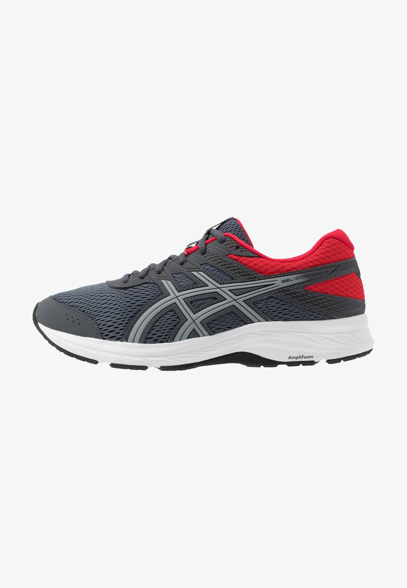 ASICS - GEL CONTEND 6 - Scarpe running neutre - carrier grey/sheet rock