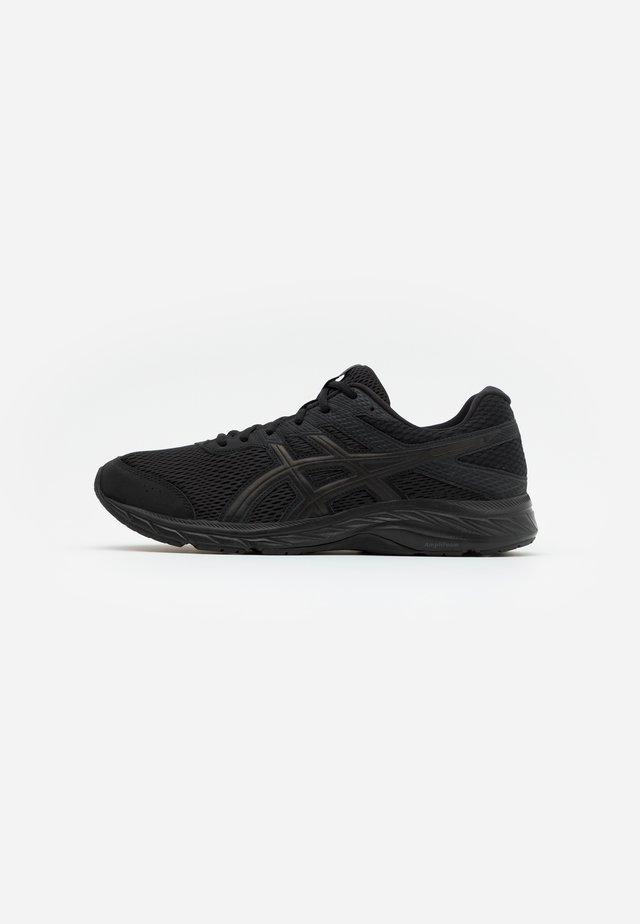 GEL CONTEND 6 - Hardloopschoenen neutraal - black