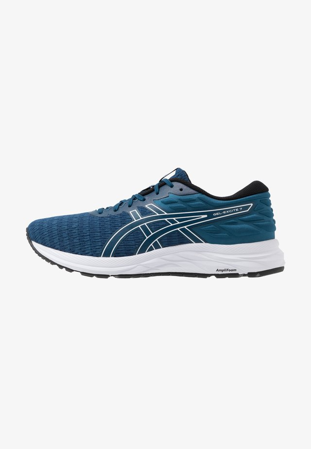 GEL-EXCITE 7 TWIST - Neutral running shoes - mako blue/white