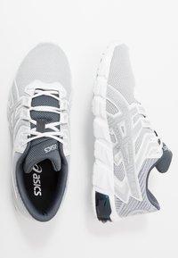 ASICS - GEL-QUANTUM 90 2 - Nøytrale løpesko - white/piedmont grey - 1