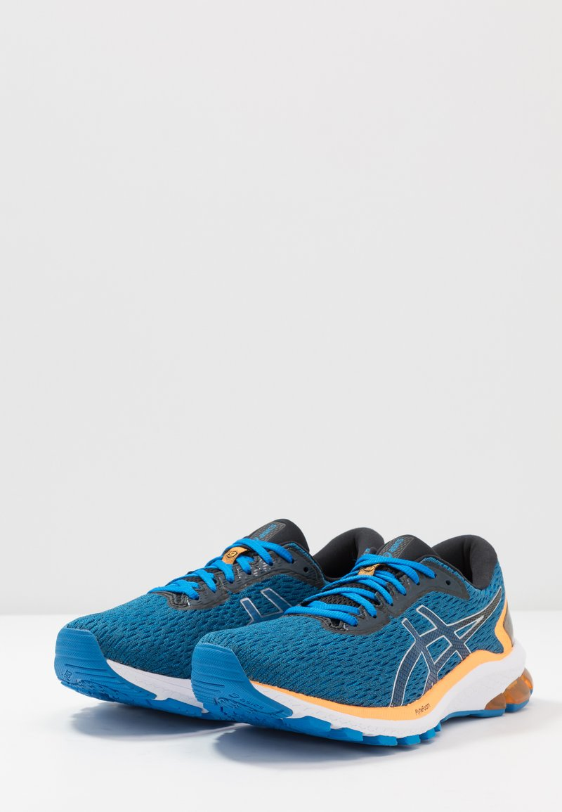 ASICS GT-1000 9 - Stabile løpesko - electric blue/black