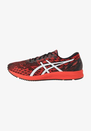 GEL-DS TRAINER 25 - Competition running shoes - fiery red/white