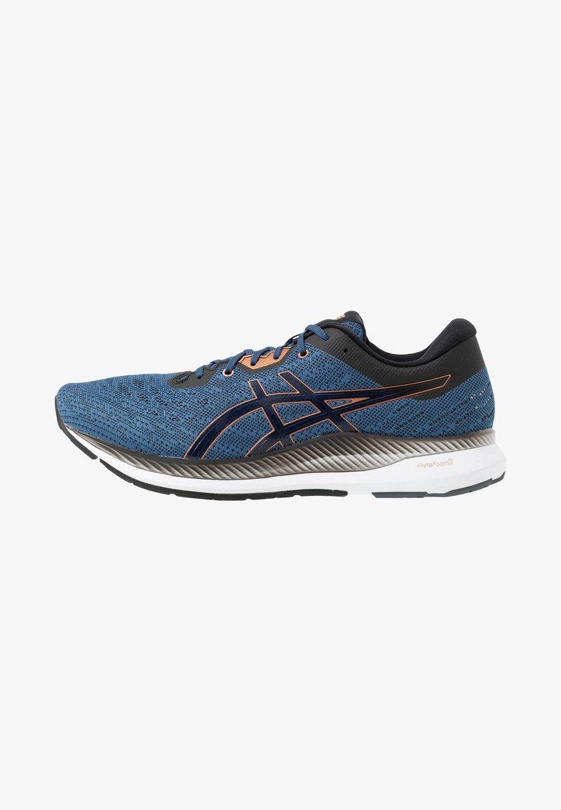 ASICS - EVORIDE - Neutral running shoes - grand shark/pure bronze