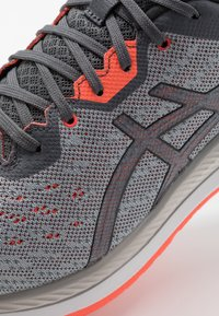 ASICS - EVORIDE - Neutral running shoes - sheet rock/flash coral - 5