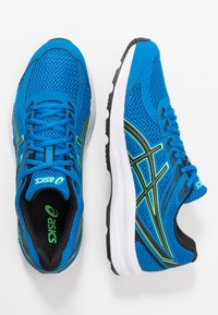 ASICS - GEL-BRAID - Neutral running shoes - electric blue/black - 1