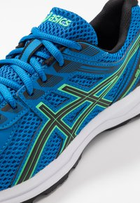 ASICS - GEL-BRAID - Neutral running shoes - electric blue/black - 5