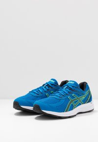 ASICS - GEL-BRAID - Neutral running shoes - electric blue/black - 2