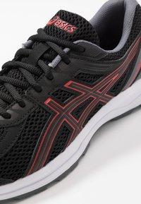 ASICS - GEL-BRAID - Zapatillas de running neutras - black - 5