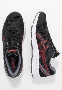 ASICS - GEL-BRAID - Zapatillas de running neutras - black - 1