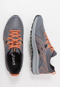 ASICS - TRAIL SCOUT - Trail running shoes - metropolis/shocking orange - 1