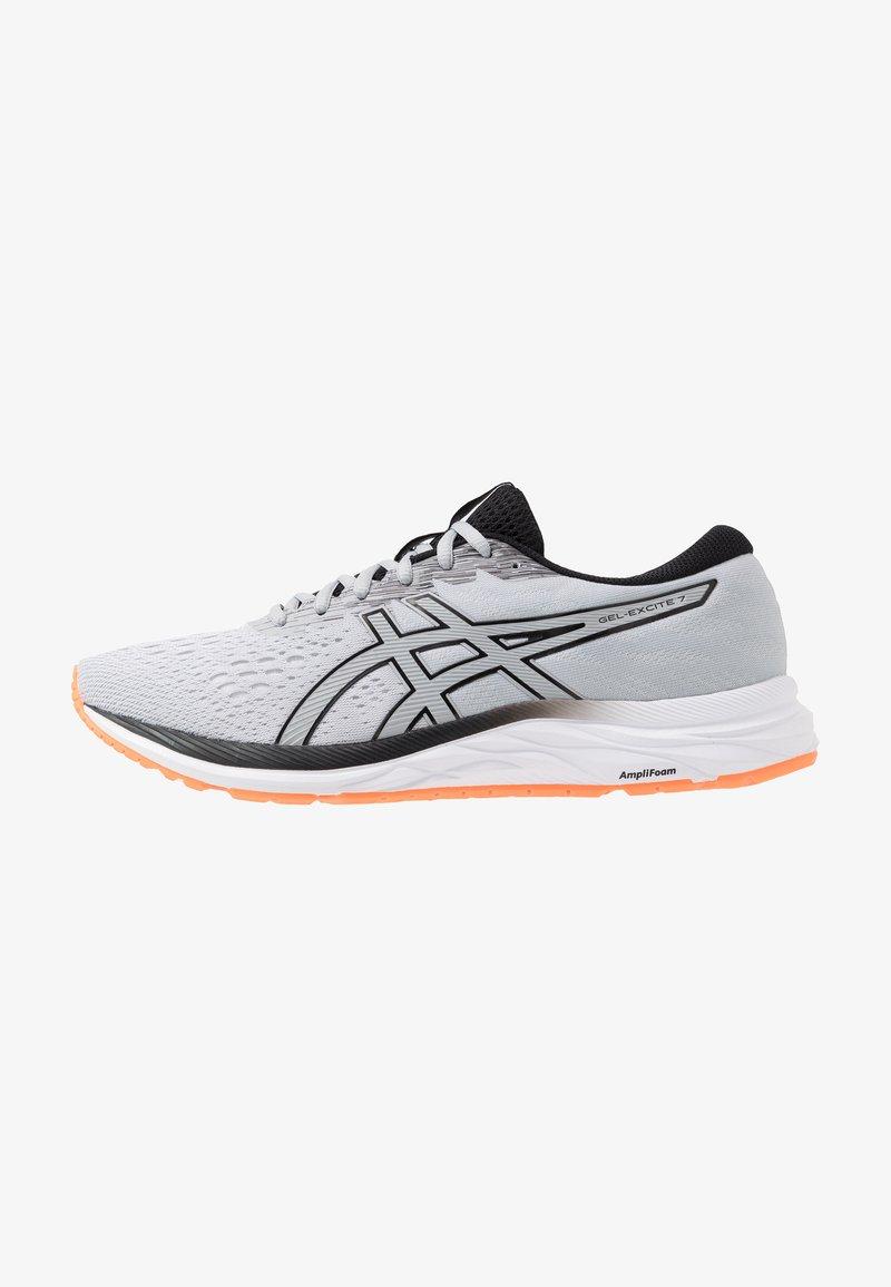 ASICS - GEL-EXCITE 7 - Obuwie do biegania treningowe - piedmont grey/black