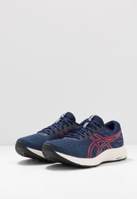 ASICS - GEL-EXCITE 7 - Neutral running shoes - peacoat/classic red - 2