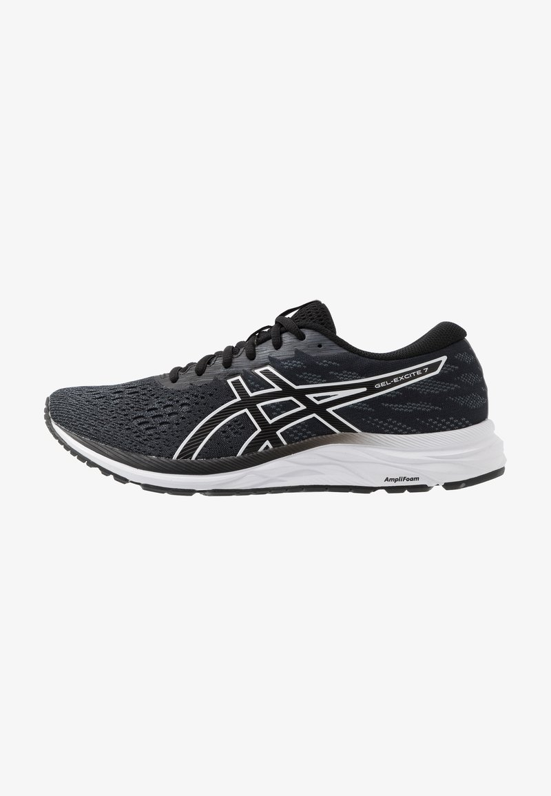 ASICS - GEL-EXCITE 7 - Neutral running shoes - black/white