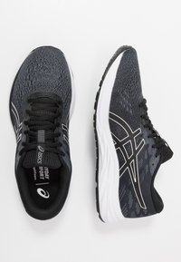 ASICS - GEL-EXCITE 7 - Neutral running shoes - black/white - 1