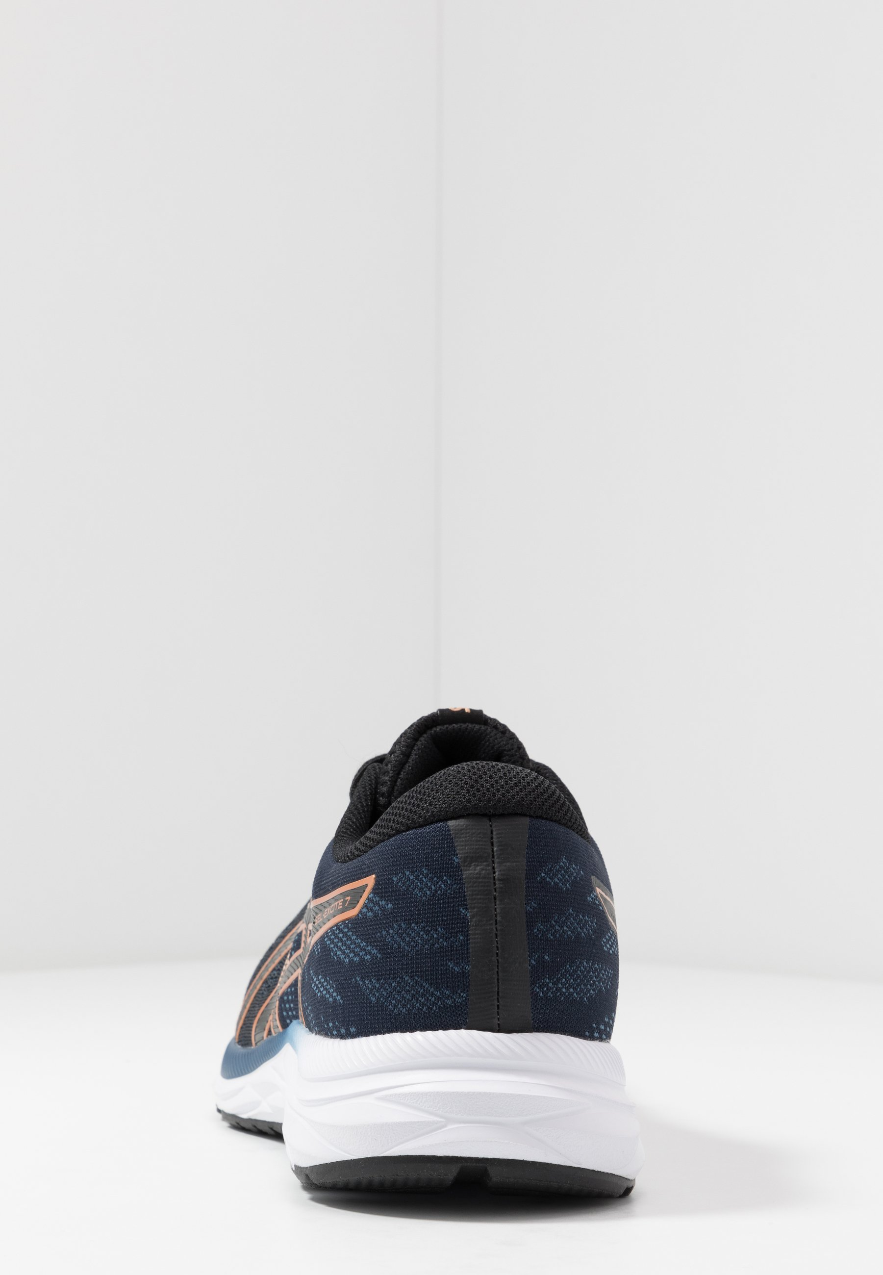 Asics Gel-excite 7 - Chaussures De Running Neutres Black/pure Bronze
