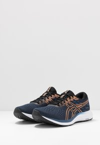 ASICS - GEL-EXCITE 7 - Neutral running shoes - black/pure bronze - 2