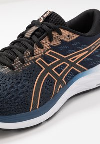 ASICS - GEL-EXCITE 7 - Neutral running shoes - black/pure bronze - 5