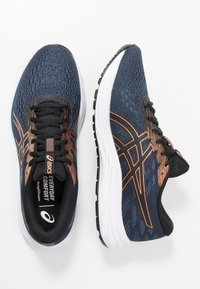 ASICS - GEL-EXCITE 7 - Neutral running shoes - black/pure bronze - 1