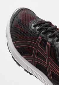 ASICS - GEL-SILEO - Neutral running shoes - black/graphite grey - 5
