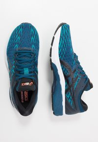 ASICS - GT-2000 8 - Stabilty running shoes - mako blue/black - 1