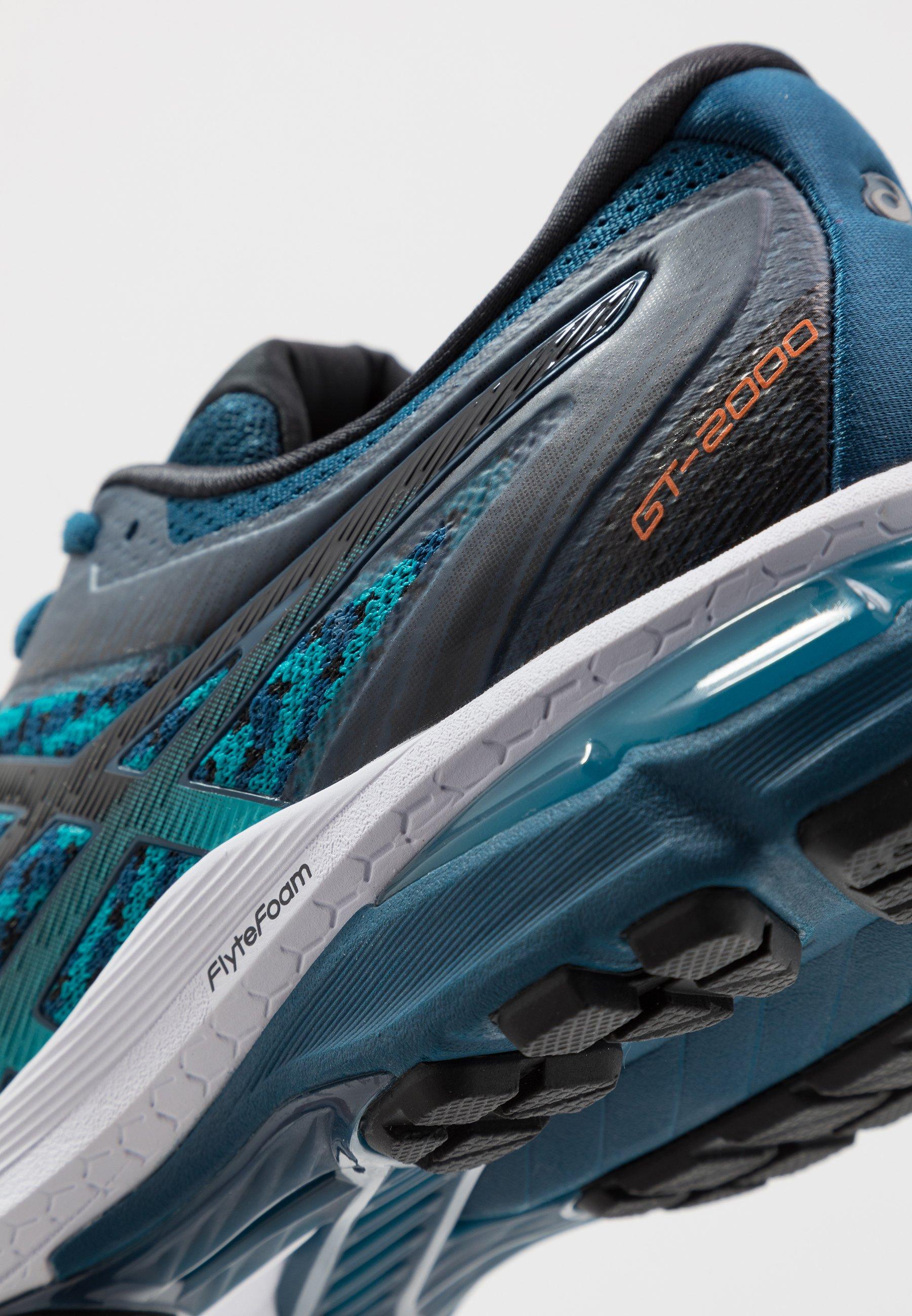 GT-2000 8 - Stabilty running shoes - mako blue/black