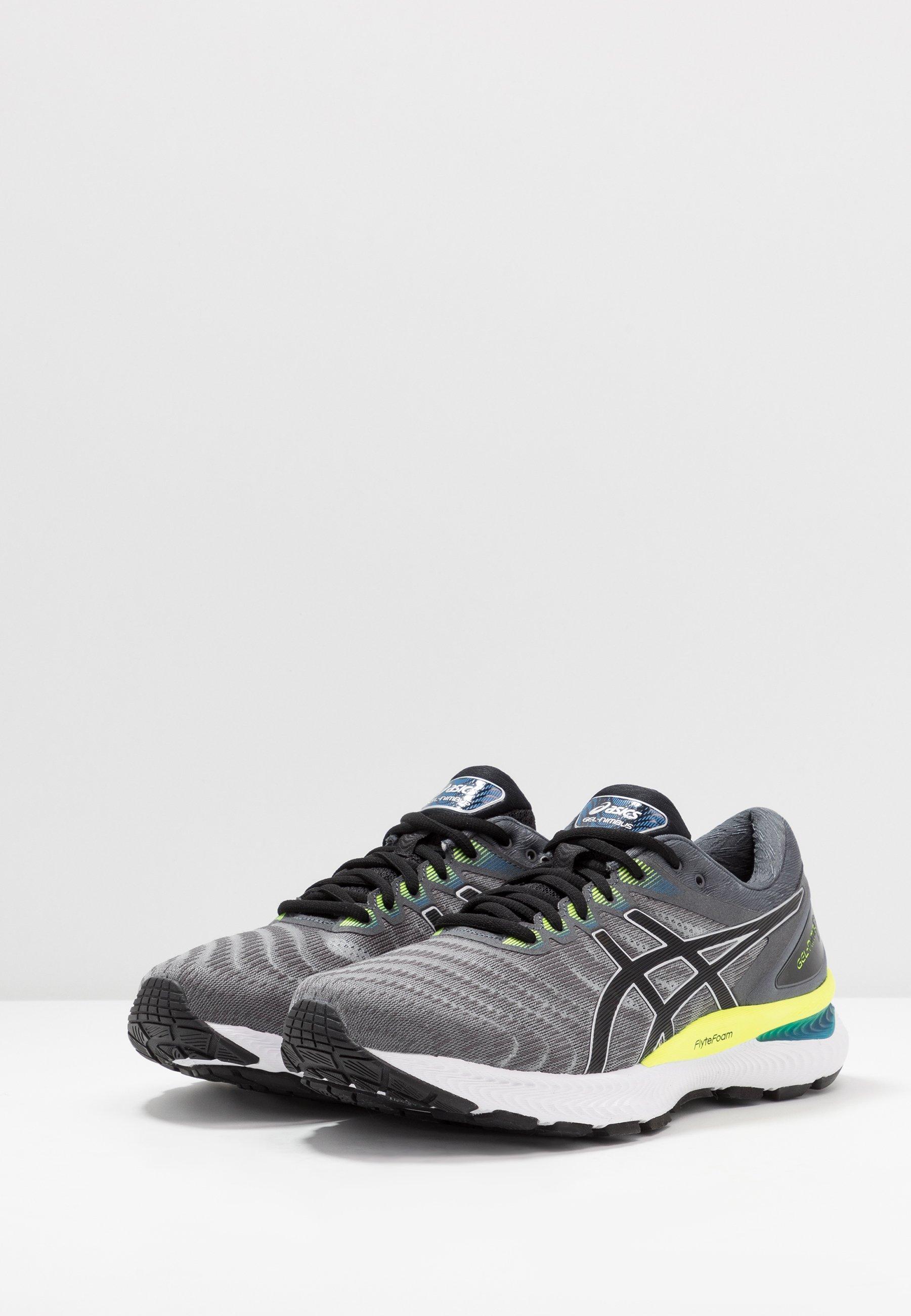 ASICS GEL-NIMBUS 22 - Scarpe running neutre - piedmont grey/black