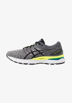 GEL-NIMBUS 22 - Zapatillas de running neutras - piedmont grey/black